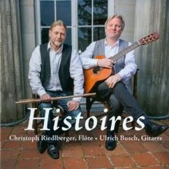 Christoph Riedlberger & Ulrich Busch: Histoire du Tango for Flute and Guitar: I. Bordel 1900