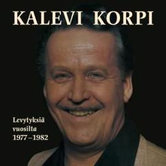 Kalevi Korpi: Levytyksiä vuosilta 1977-1982