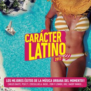 Various Artists: Carácter Latino 2017