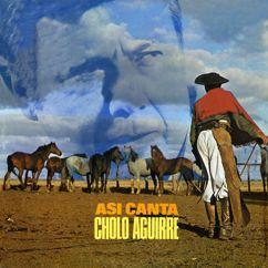 Cholo Aguirre: Sapo cancionero