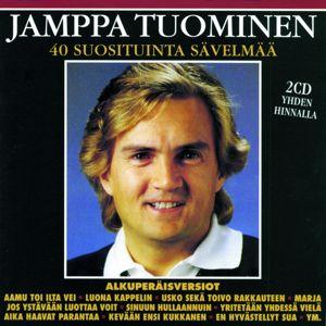Jamppa Tuominen: 40 Suosituinta sävelmää
