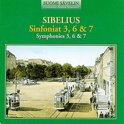 Finnish Radio Symphony Orchestra: Sibelius : Symphony No. 3 in C major, Op. 52 : I Allegro moderato