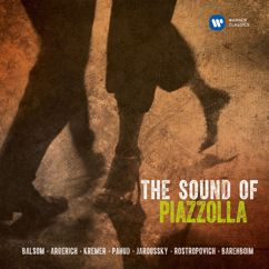 Various Artists: The Sound of Piazzolla