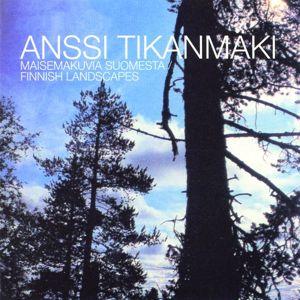 Anssi Tikanmäki: Aamu lakeuksilla / Morning on the flats