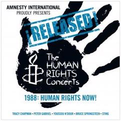 Various Artists: Released! the Human Rights Concerts 1988: Human Rights Now!
