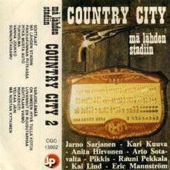 Various Artists: Country City 2 - Mä lähden stadiin