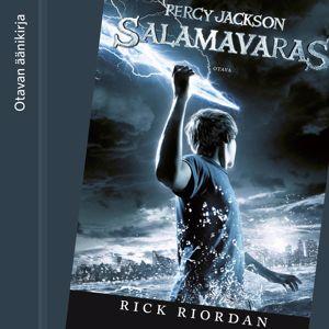 Rick Riordan: Salamavaras
