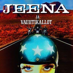 Jeena ja Vauhtikallot: Jeena ja Vauhtikallot