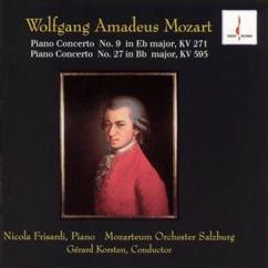 Nicola Frisardi & Mozarteum Orchester Salzburg: Piano Concerto No. 9/Piano Concerto No. 27