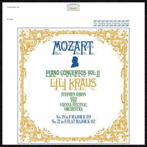 Lili Kraus: Mozart: Piano Concertos Nos. 19 & 22