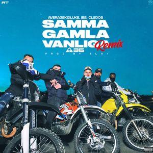 Cledos, Ibe, Averagekidluke: Samma gamla vanliga (feat. A36) (Remix)