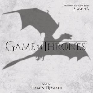 Ramin Djawadi: Game Of Thrones: Season 3 (Music from the HBO Series)