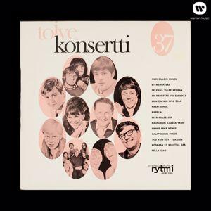 Various Artists: Toivekonsertti 37