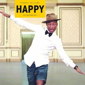 Pharrell Williams: Happy