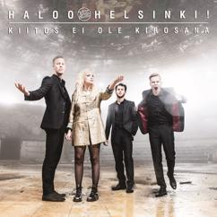 Haloo Helsinki!: Kuussa tuulee