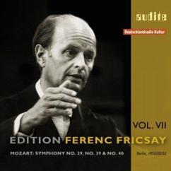 Ferenc Fricsay & RIAS-Symphonie-Orchester: Mozart: Symphonies Nos. 29, 39 & 40