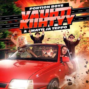 Portion Boys feat. Matti ja Teppo: Vauhti kiihtyy
