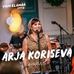Arja Koriseva: Avaruus (Vain elämää kausi 11)
