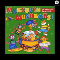 Various Artists: Muksujen musaboksi - 50 suosituinta lastenhittiä