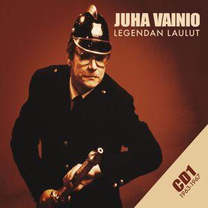 Juha Vainio: Legendan laulut - Kaikki levytykset 1963 - 1967