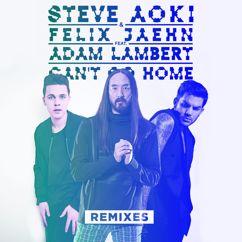 Steve Aoki, Felix Jaehn, Adam Lambert: Can't Go Home (Remixes)