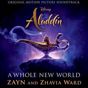 "ZAYN, Zhavia Ward: A Whole New World (End Title) (From ""Aladdin"")"