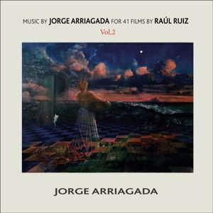 Jorge Arriagada: Music by Jorge Arriagada for 41 Films by Raúl Ruiz, Vol. 2