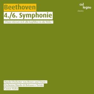 Gustav Kuhn & Haydn Orchester von Bozen und Trient: Beethoven: 4./6. Symphonie