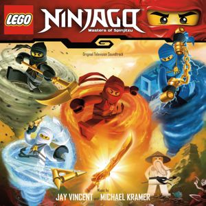 Jay Vincent, Michael Kramer: Ninjago: Masters of Spinjitzu (Original Television Soundtrack)