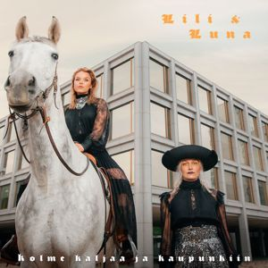 Lili & Luna: Kolme kaljaa ja kaupunkiin