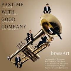 brassArt: Pastime With Good Company