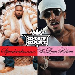 Outkast feat. Sleepy Brown: The Way You Move (Radio Mix)