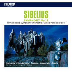 Finnish Radio Symphony Orchestra, Jukka-Pekka Saraste: Sibelius : Symphony No. 3 in C major, Op. 52 : I Allegro moderato