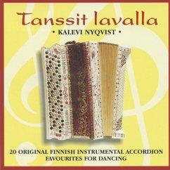 Kalevi Nyqvist: Tanssit lavalla
