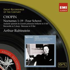 Artur Rubinstein: 19 Nocturnes: No. 2 in E flat major Op. 9 No. 2