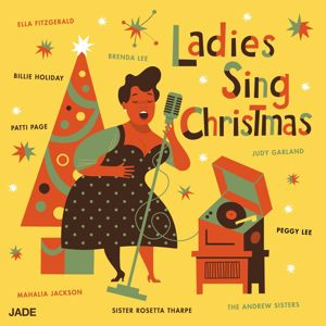 The Andrew Sisters: Sleigh Ride