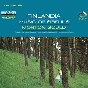 Morton Gould, Jean Sibelius, Morton Gould Orchestra: Finlandia, Op. 26