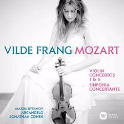 Vilde Frang: Mozart: Sinfonia Concertante in E-Flat Major, K. 364: II. Andante