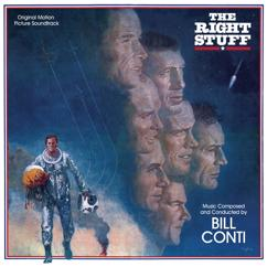 Bill Conti, Hollywood Studio Symphony: The Right Stuff (Single) (Single Version)
