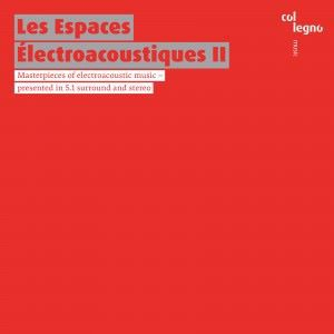 Institute for Computer Music and Sound Technology: Les Espaces Électroacoustiques II