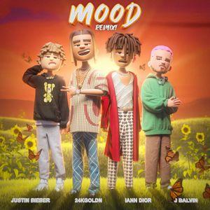 24kGoldn, Justin Bieber, J Balvin & iann dior: Mood