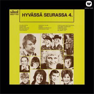 Various Artists: Hyvässä seurassa 4