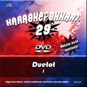 Eri esittäjiä: Karaokepokkari 29 - Duetot 1
