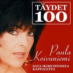 Paula Koivuniemi: Jäi meille ystävyys