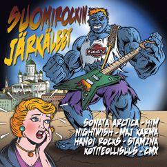 Various Artists: Suomirockin Järkäleet