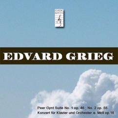 Various Artists: Edvard Grieg - Wassermusik - Peer Gynt Suite Nr. 1 und 2 (Klavierkonzert)