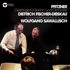 Dietrich Fischer-Dieskau, Wolfgang Sawallisch: Pfitzner: Herr Oluf, Op. 12