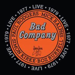 Bad Company: Live 1977 & 1979