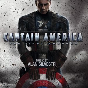 Various Artists: Captain America: The First Avenger