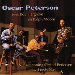 Oscar Peterson, Roy Hargrove, Ralph Moore: Ecstasy